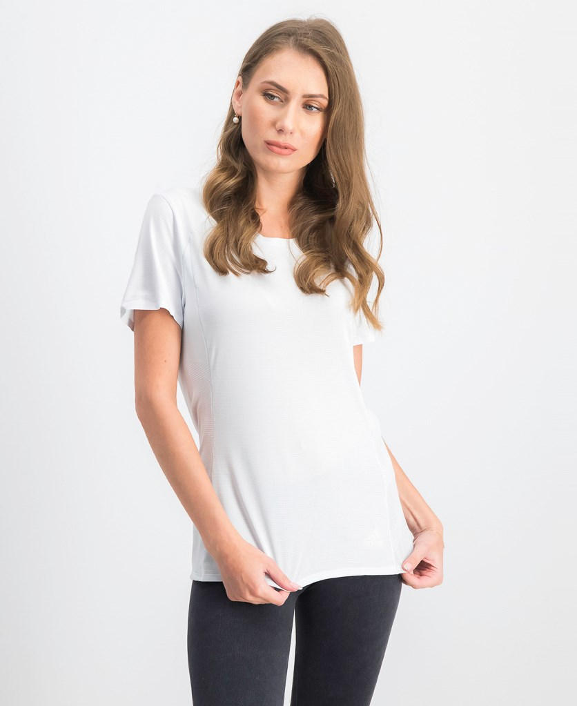 Women's Franchise Supernova Tee, Crystal White