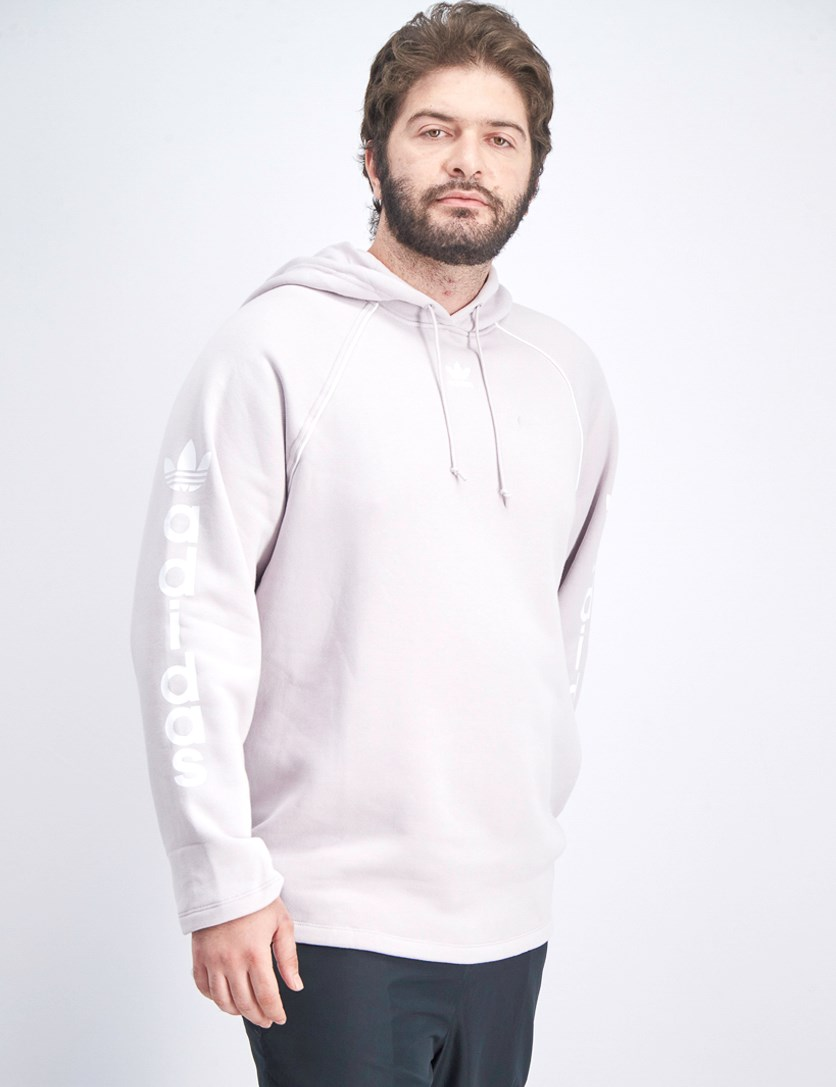 Men's Hooded Sweatshirt, Ice Purple
