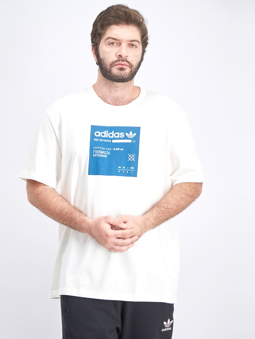 Men's Kaval Graphic T-Shirt, Offwhite