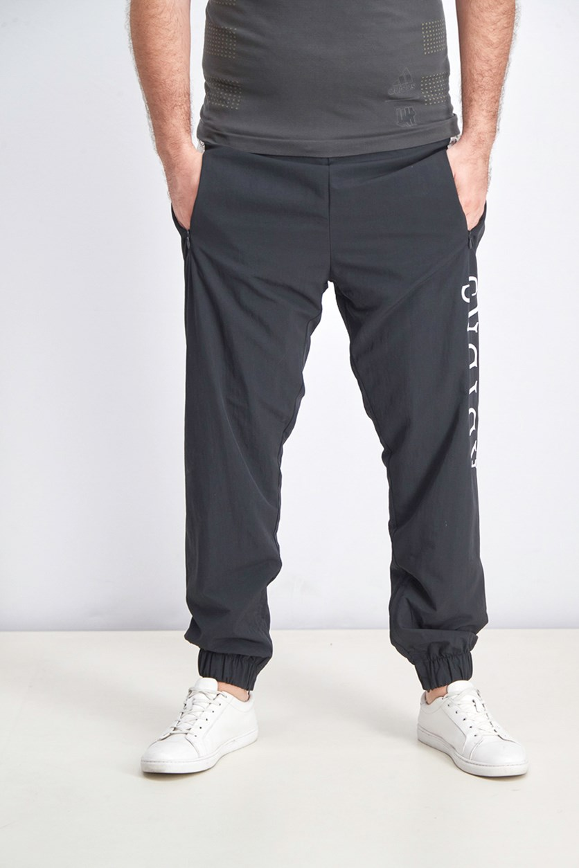 Men's Planetoid Track Pants, Black