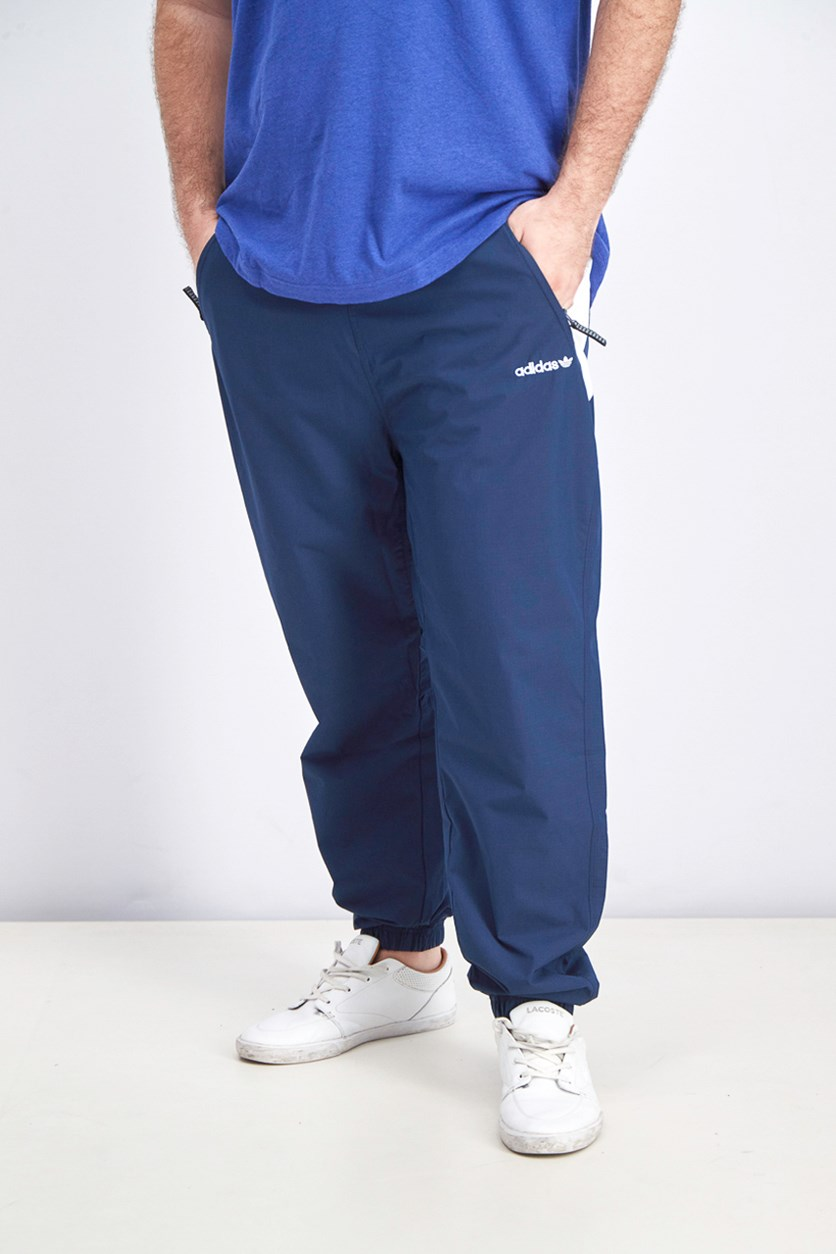 Men's Warm Up Track Pants, Collegiate Navy