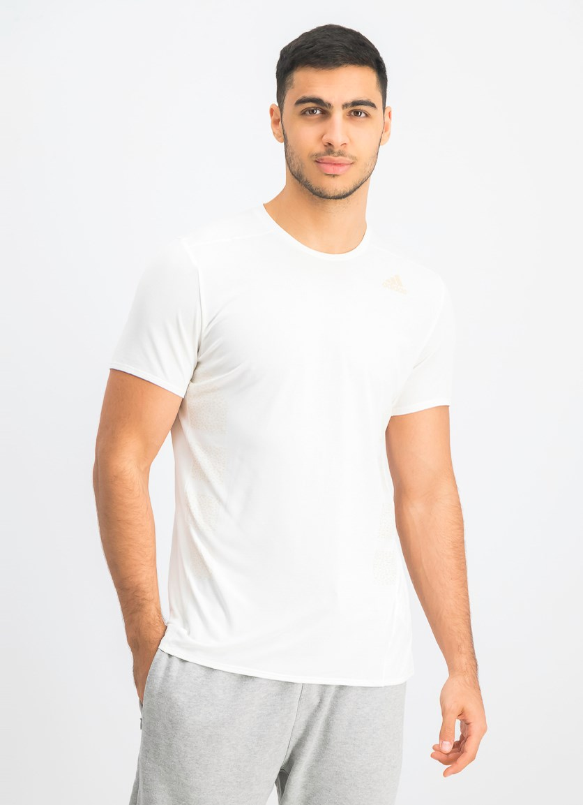 Men's Supernova Shirt, Cloud White