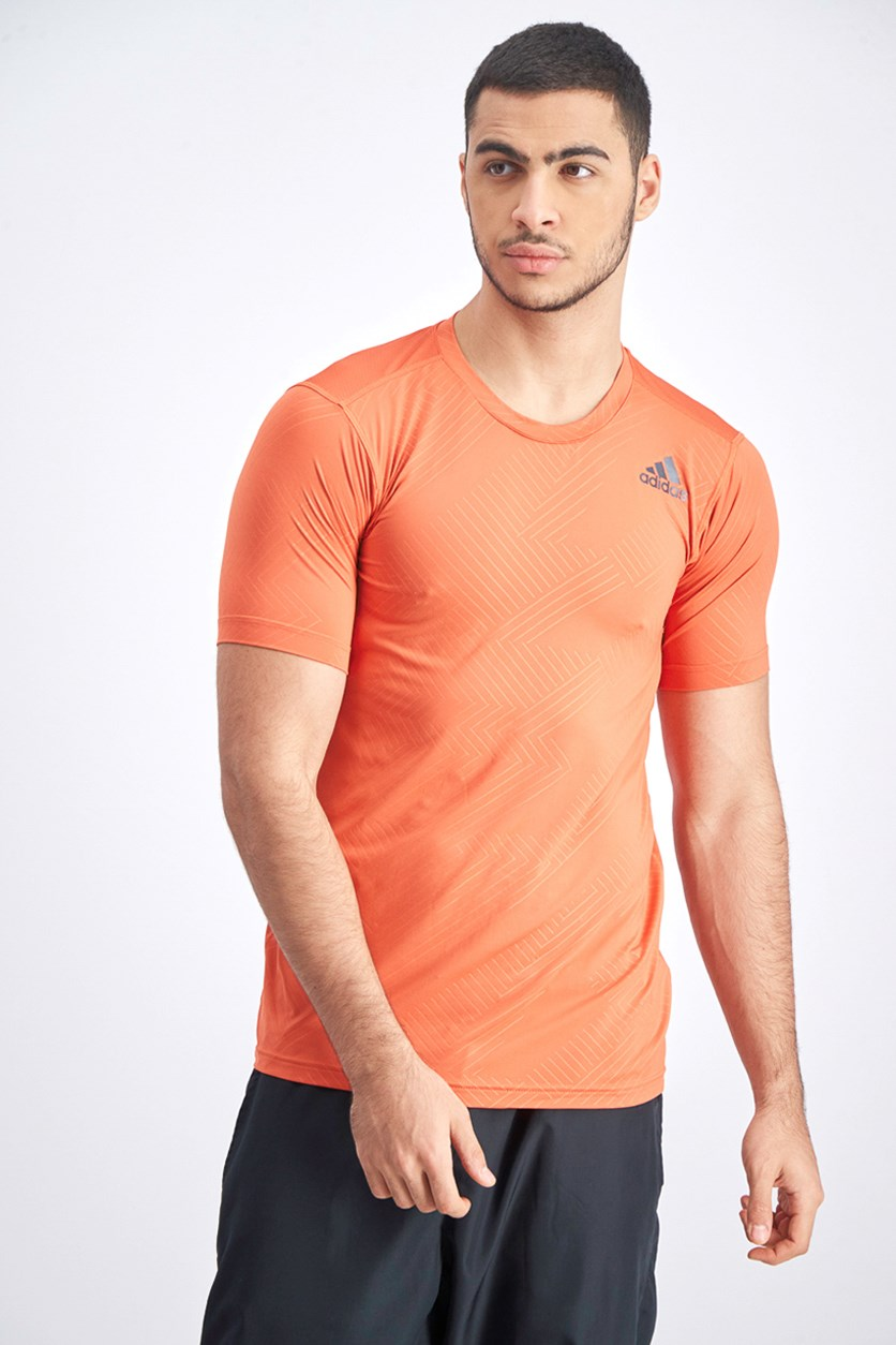 Men's Freelift Fitted T-Shirt, Orange