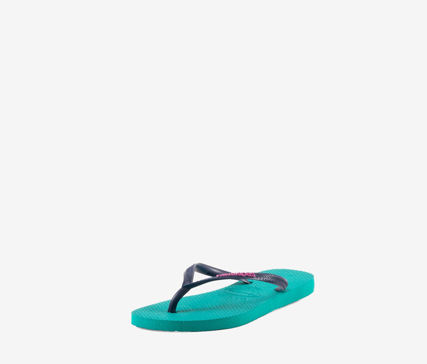 11//12 US Black//Blue Ipanema Fun V Kids Flip Flops