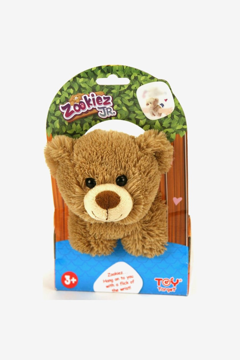 Zookiez 20 cm Junior Soft Toy, Brown