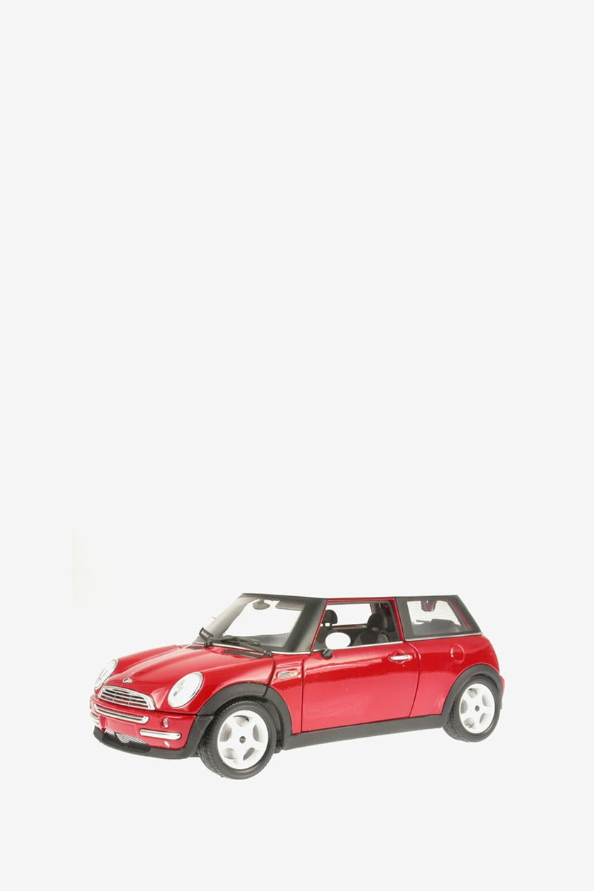 Mini Cooper 2001 Diecast, Red