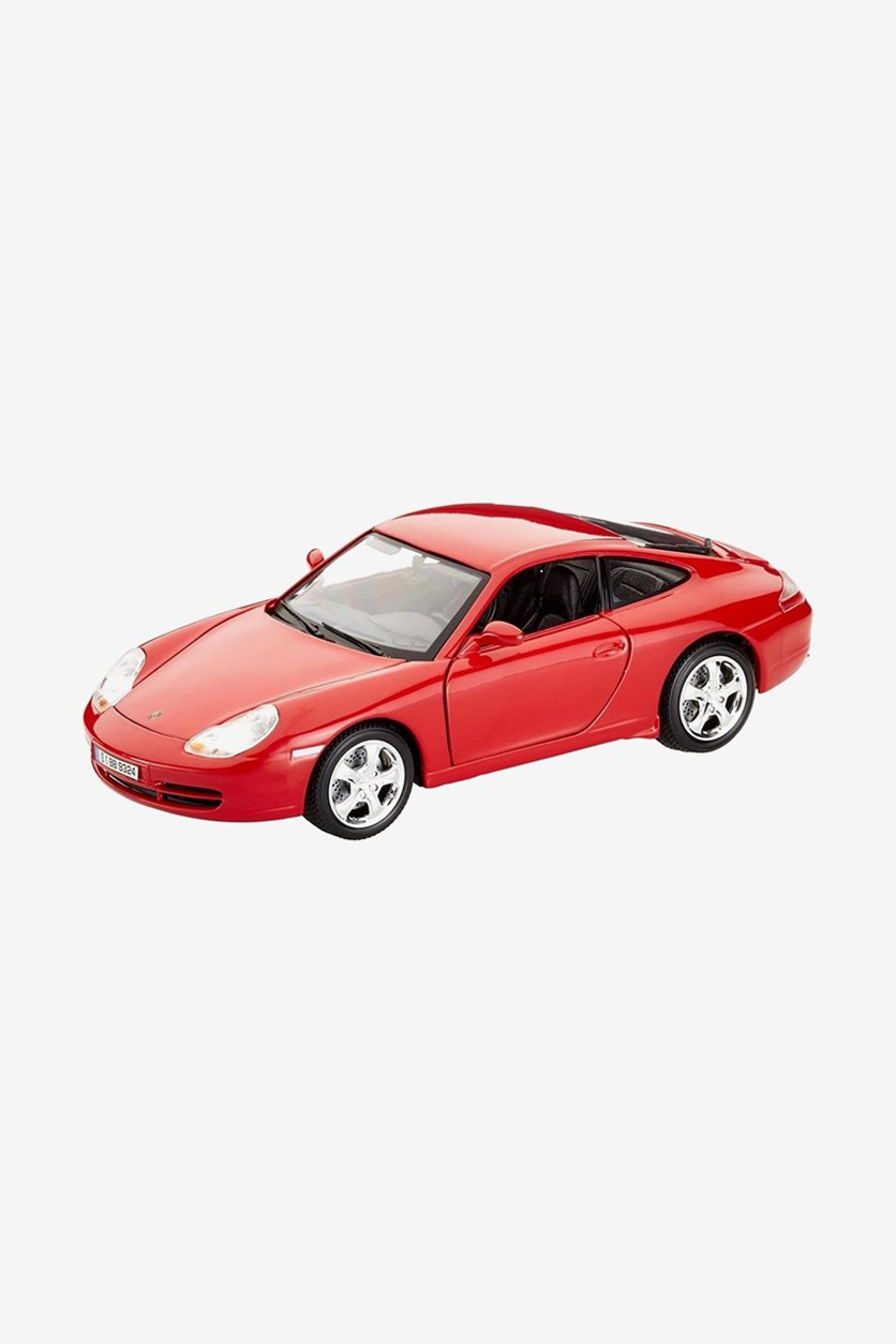 Porsche 911 Carrera 4 Diecast, Red