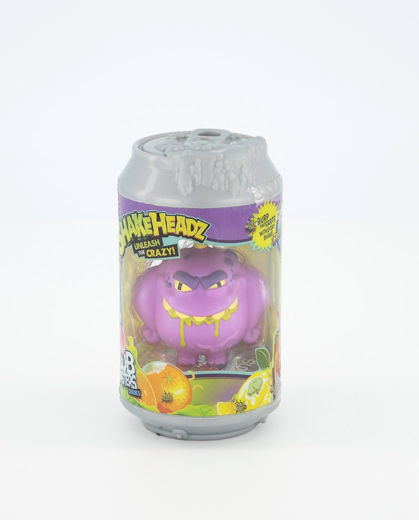 Slob Monster Can, Purple/Yellow