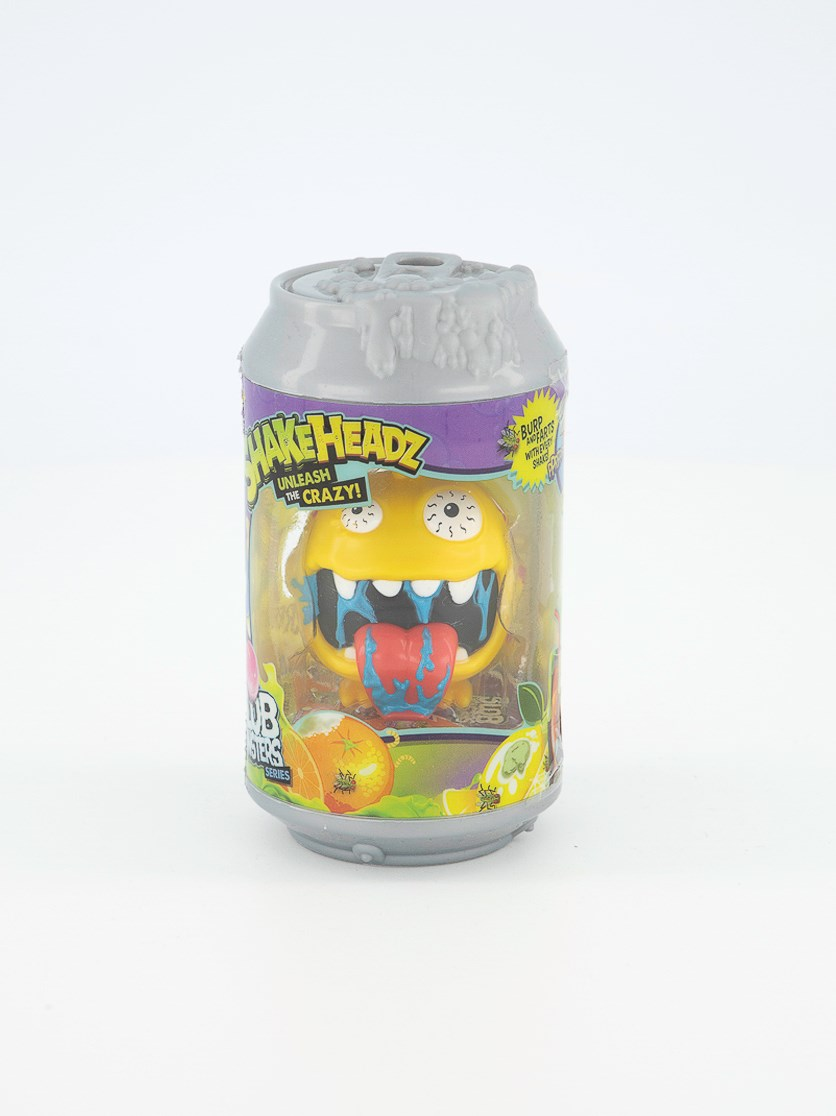 Slob Monster Can, Yellow
