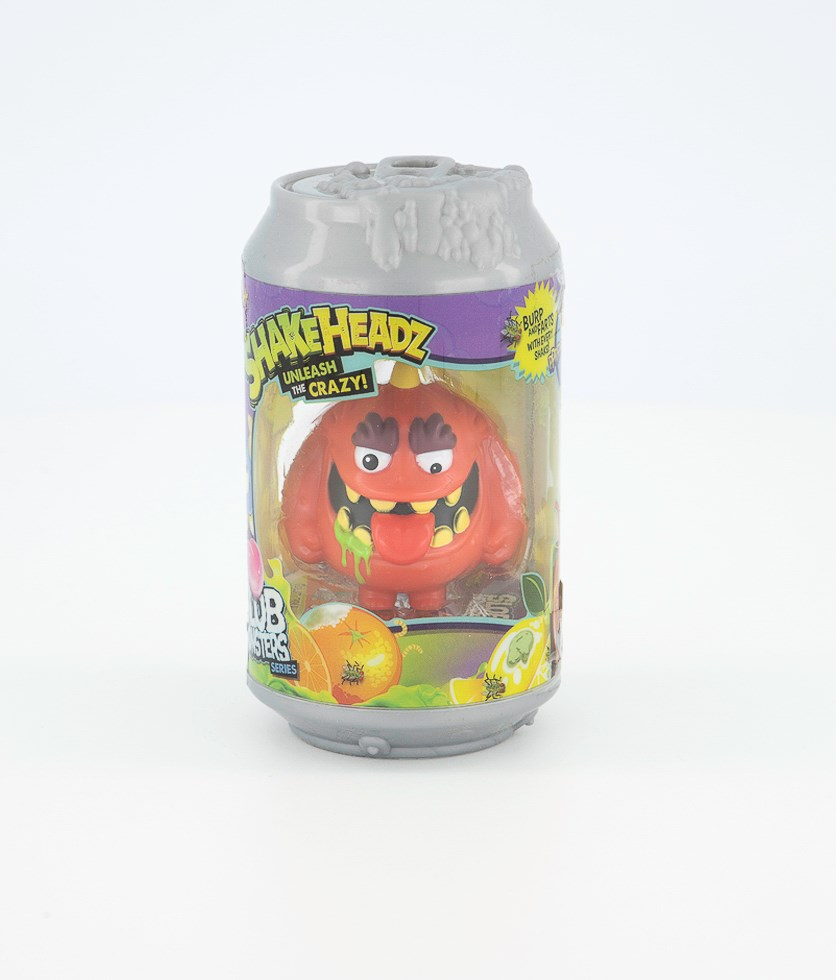 Slob Monster Can, Red
