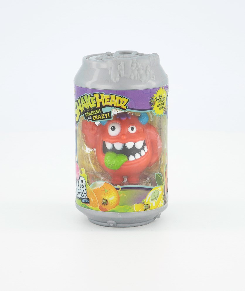 Slob Monster Can, Red/Green