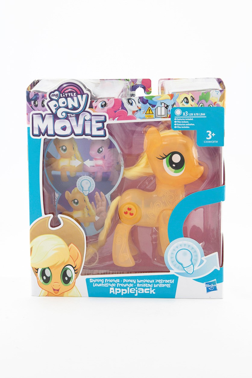 Shining Friends Applejack Figure, Orange