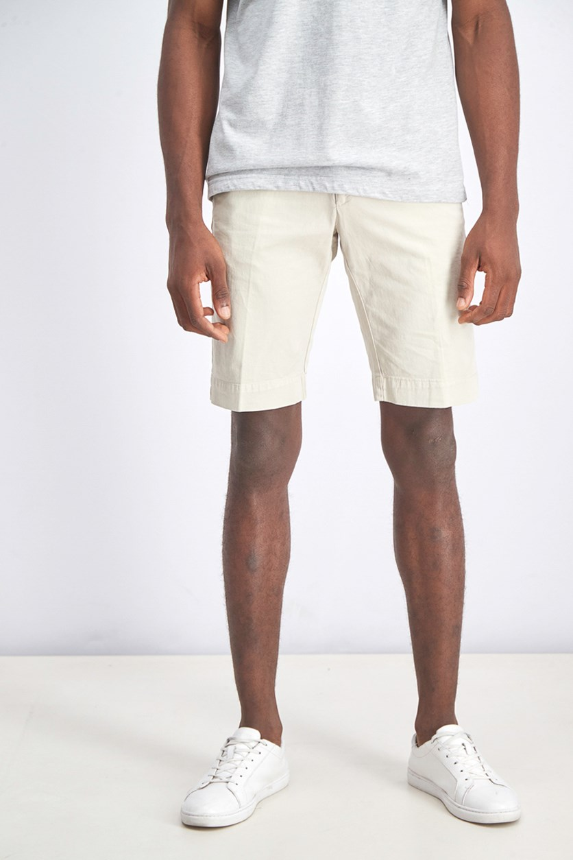 Men's Chino Short, Stone