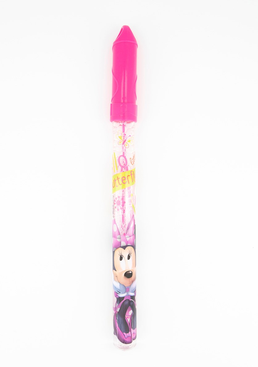 Minnie Giant Bubble Stick, Pink