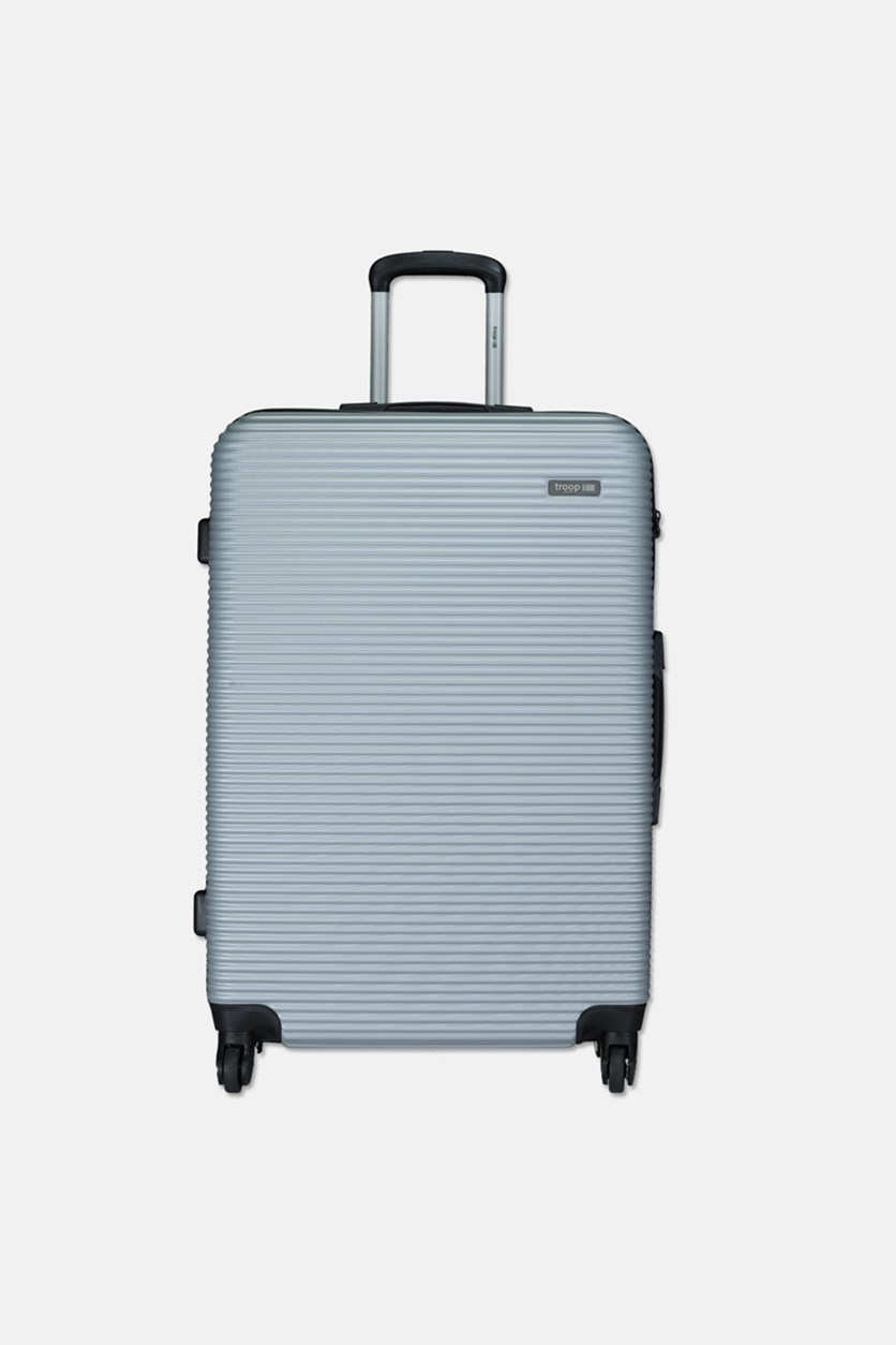 Carry On Travelling Luggage, Silver