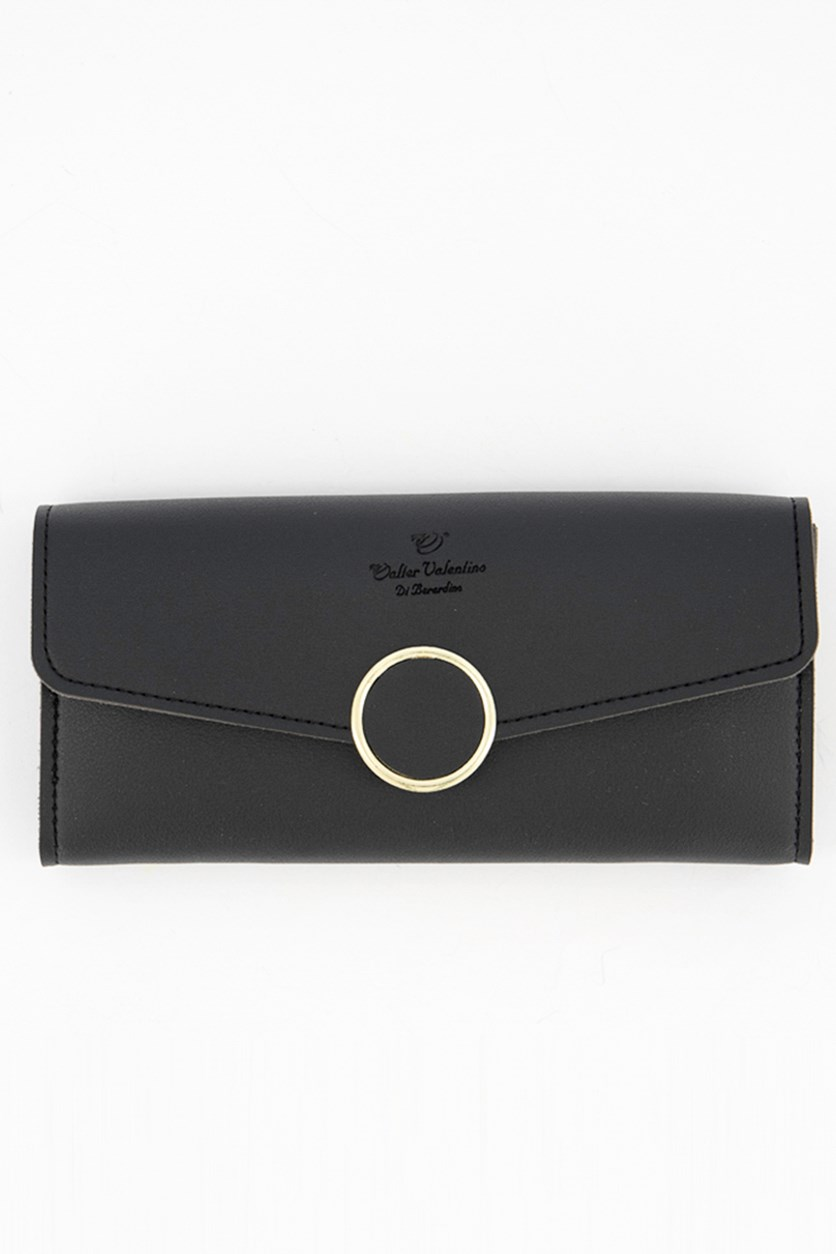 Women's Wallet, Black