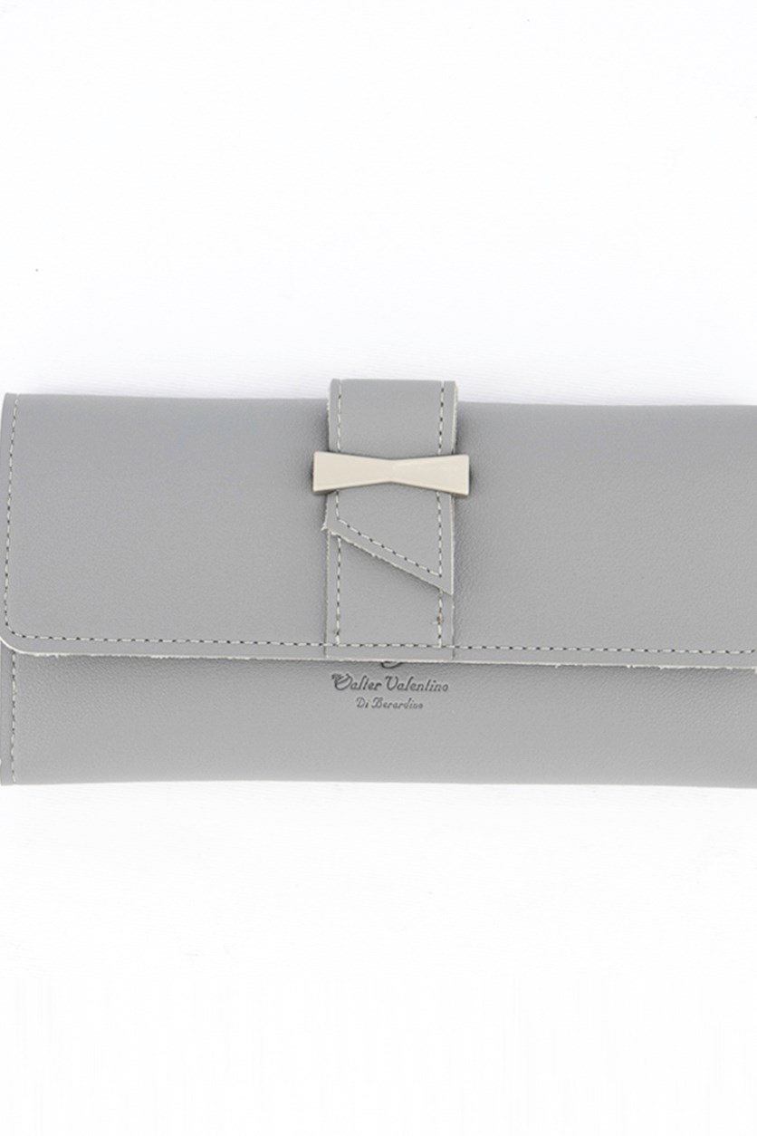 Women's Wallet, Grey