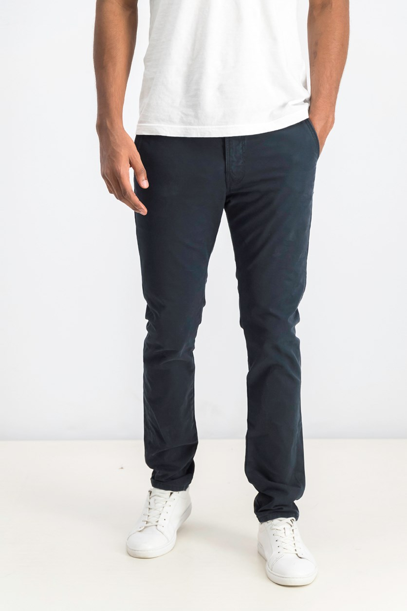 Men's Rookie Chino Pants, Black