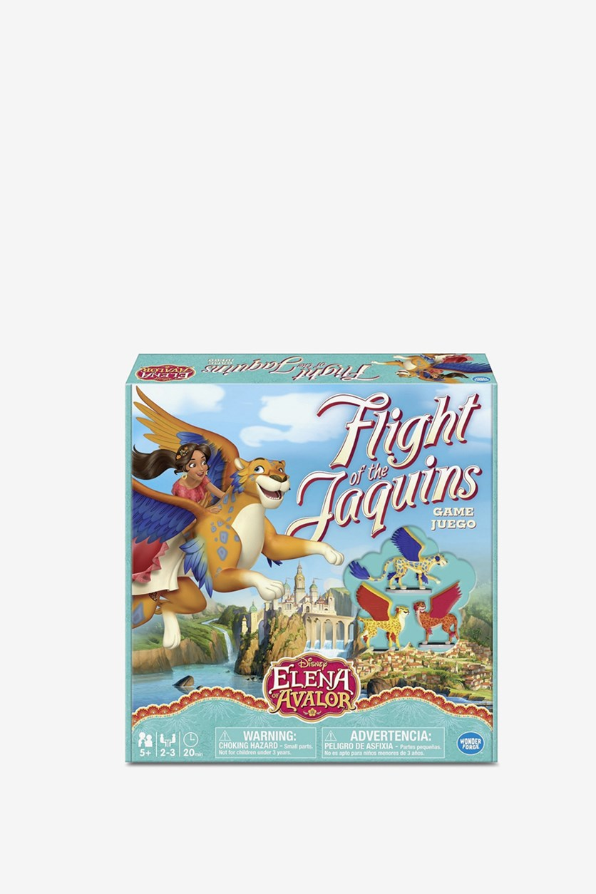 Elena of Avalor Flight of The Jaquins Game, Sky Blue