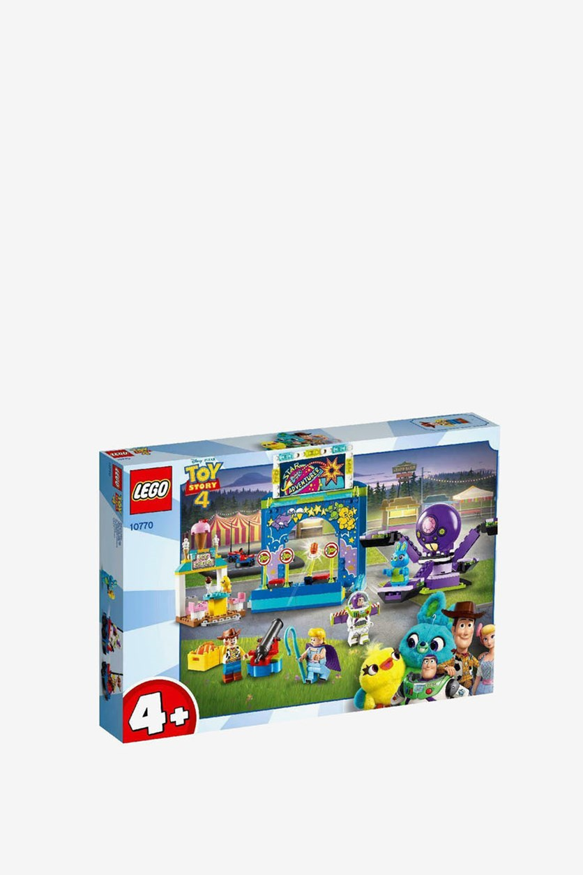 Toy Story 4 Buzz & Woody's Carnival Mania, Blue Combo