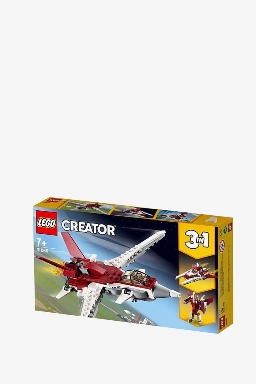 Creator Aircraft Of The Future 31086, Red Combo