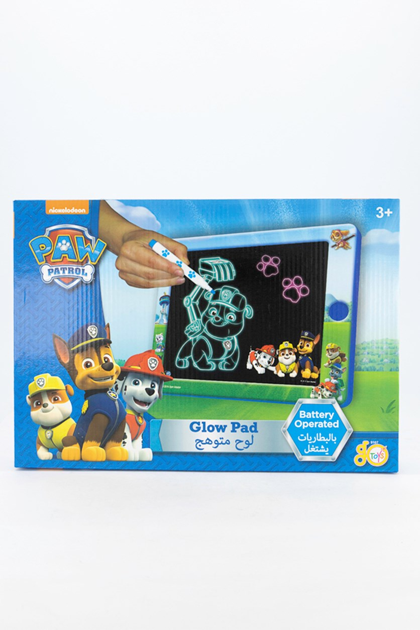 Kids Glow Pad, Blue