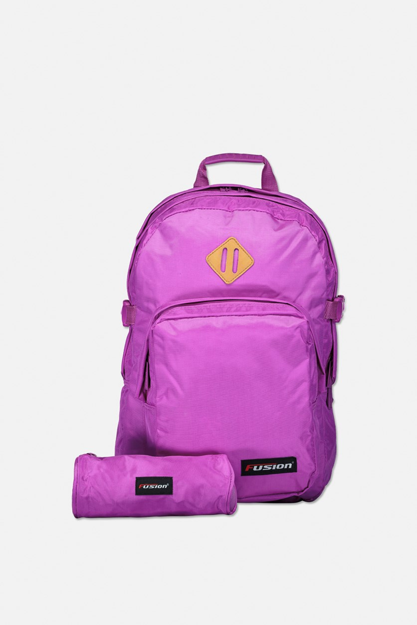 Fusion Basic 2 Backpack, Purple