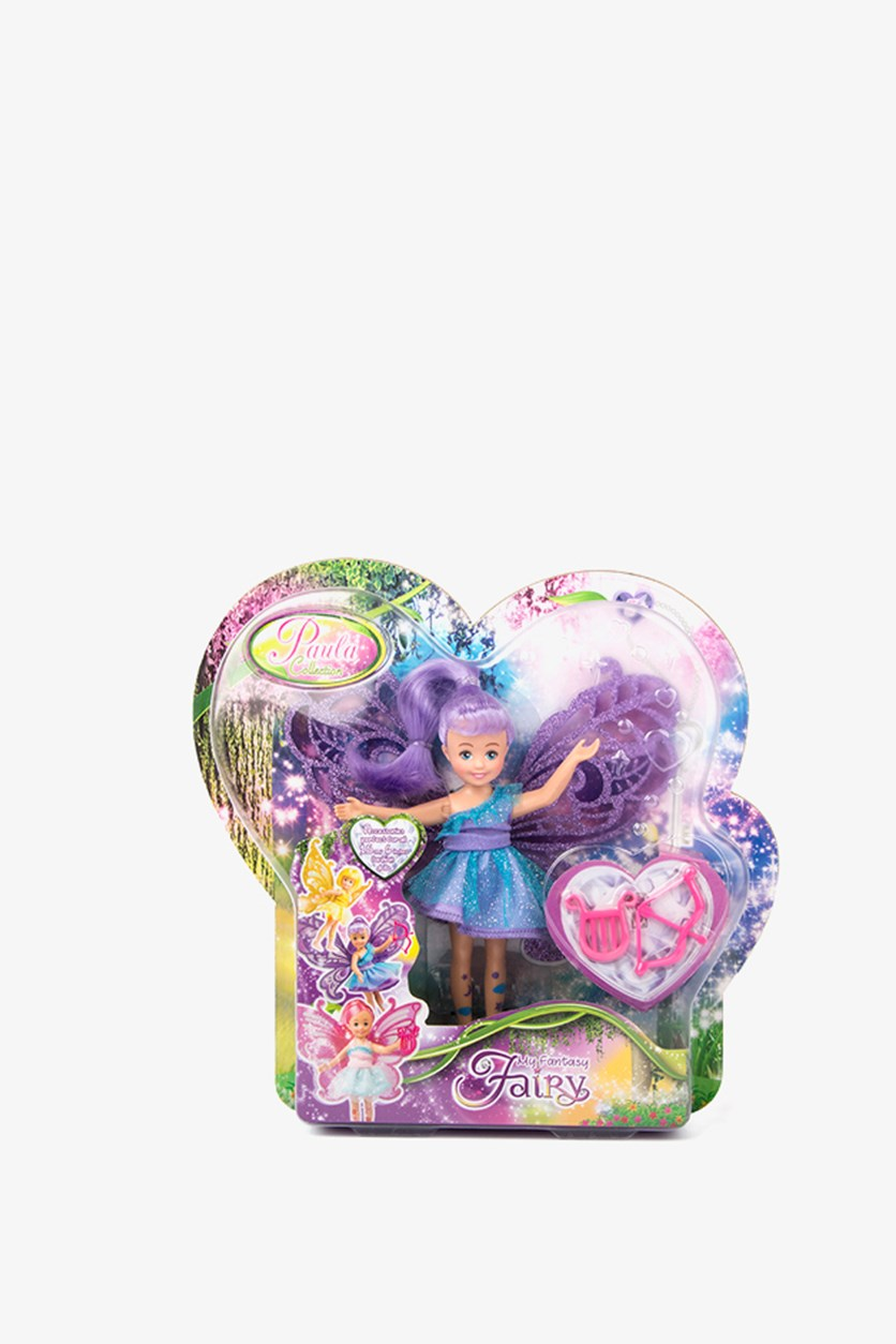 Paula Collection Fantasy Fairy Doll, Purple