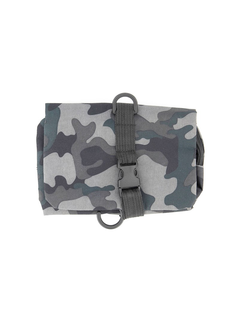 Folding Toiletry Bag, Camouflage