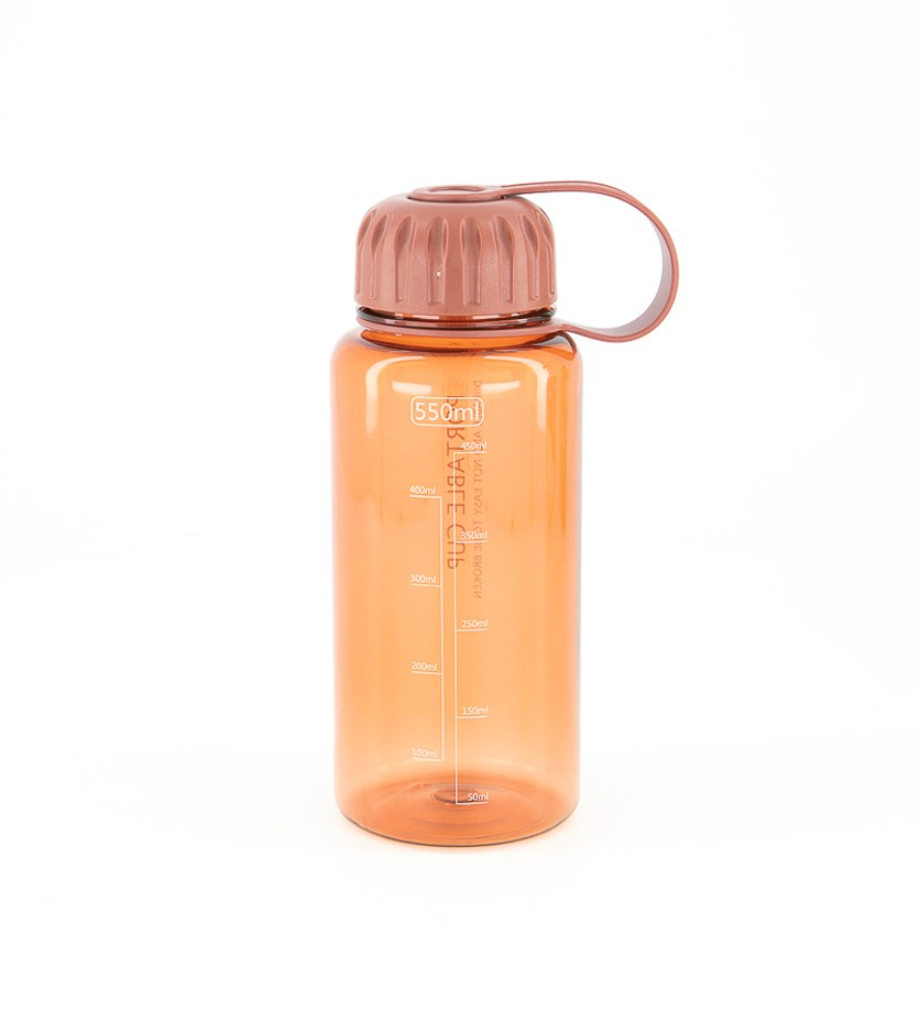 Shatter-Resistant Water Bottle, Vermilion