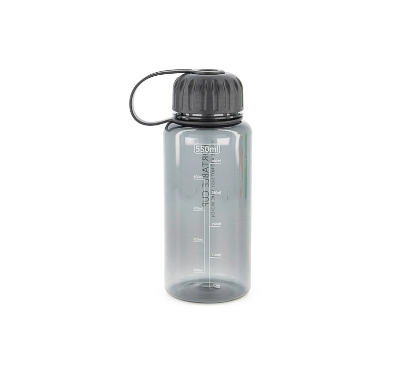 Shatter-Resistant Water Bottle, Black