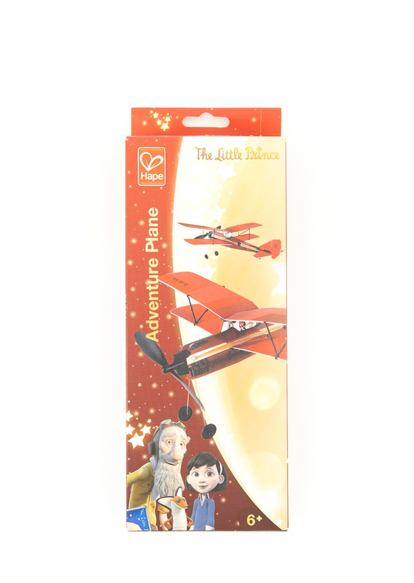 The Little Prince Adventure Plane,  Red