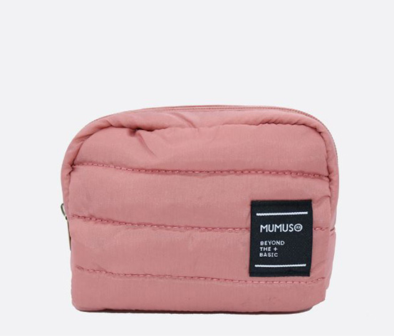 Lightweight Cosmetic Bag, Pink