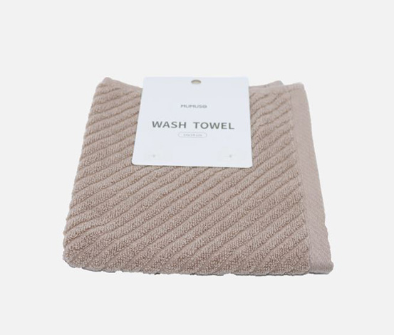 Wash Towel, Coffee