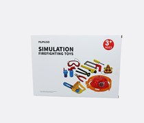 Simulation  Firefighting Toys, white/Red
