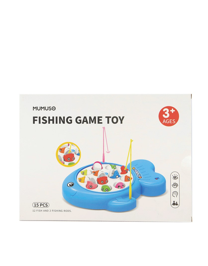 Fishing Game Toy, Blue Combo