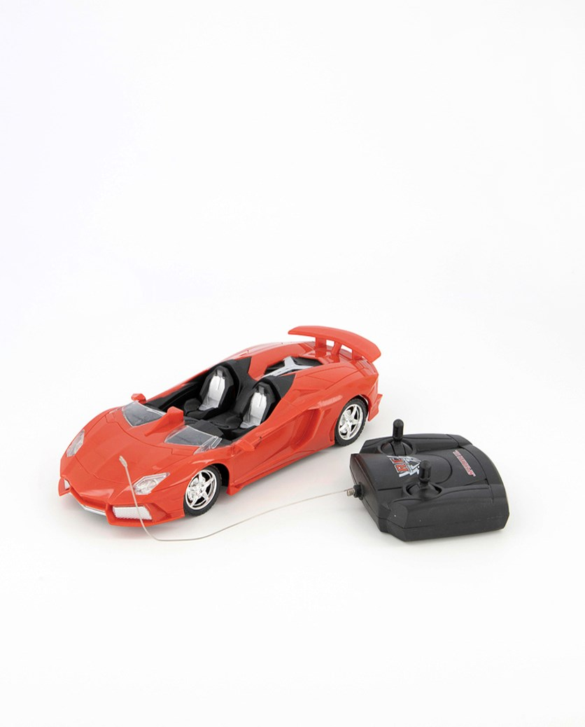 Remote Control Car Toy, Red