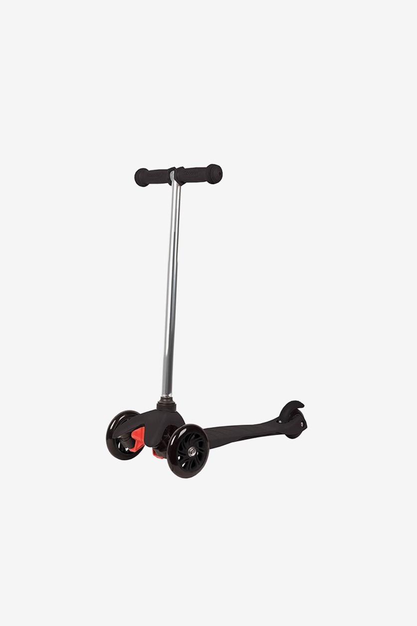 Rugged Racers Mini Scooter, Black