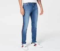 Denim Men's Straight-Fit Dane Jeans, Blue