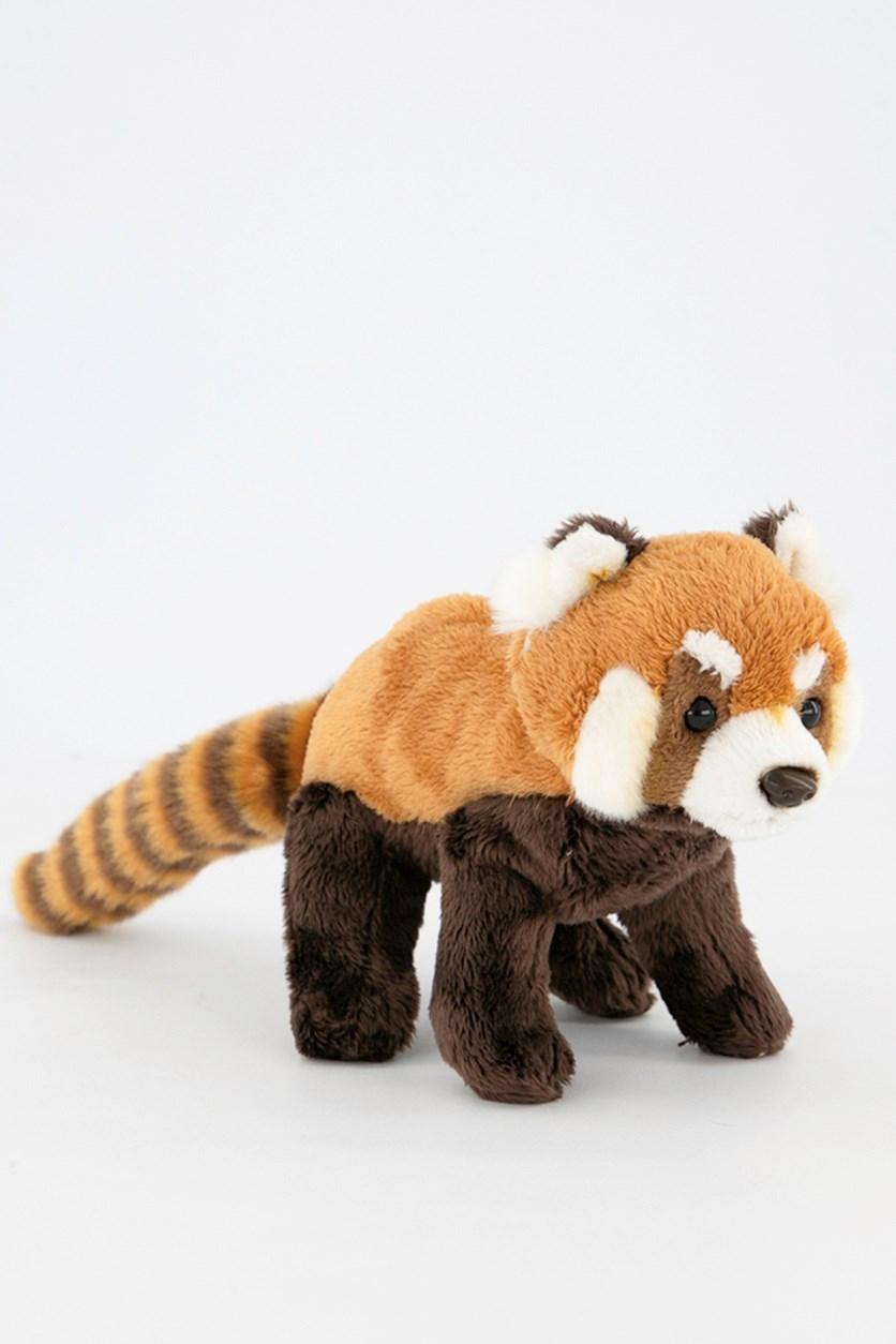 Red Panda Baby Tropical Rain Forest Plush Toy, Brown Combo