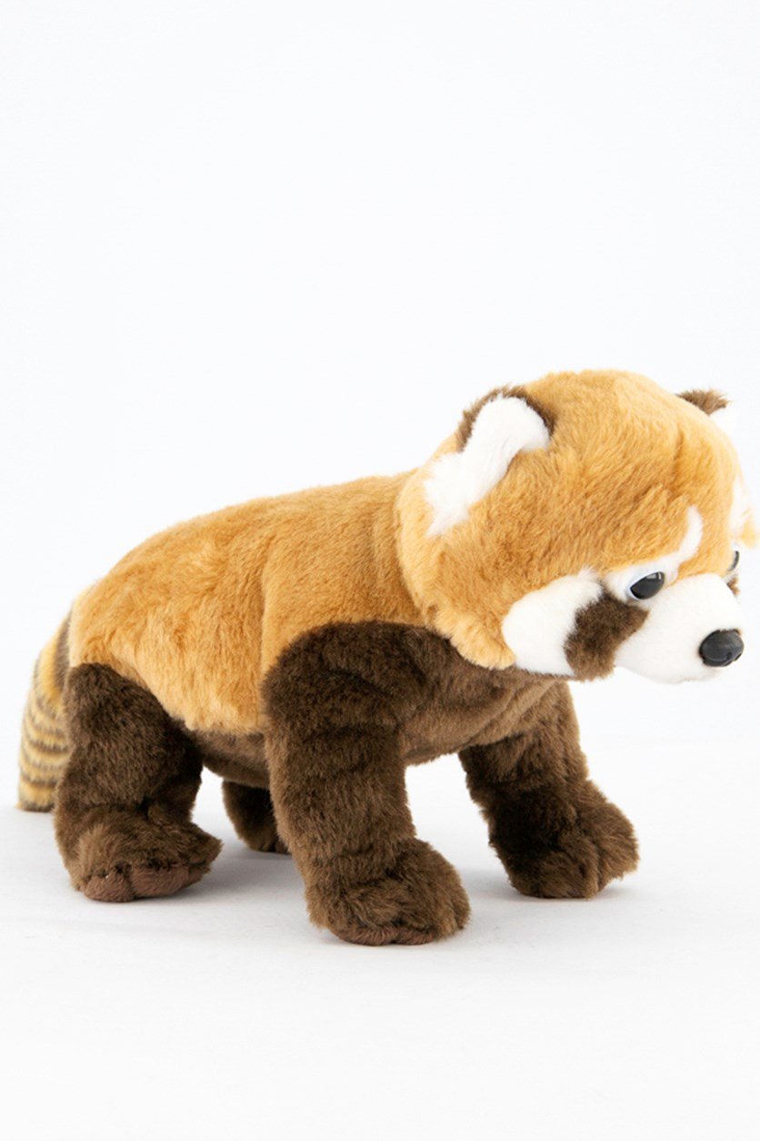 Wild Pups Red Panda Plush toys, Brown/Black/White