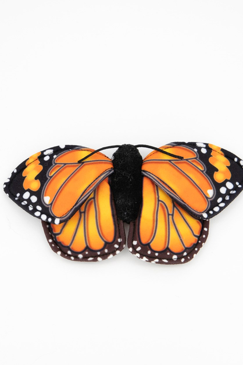 Vanessa Cardui Butterfly, Black Combo