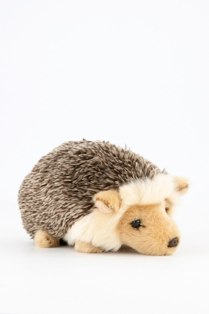 Hedgehog Desert Plush Toy, Brown Combo