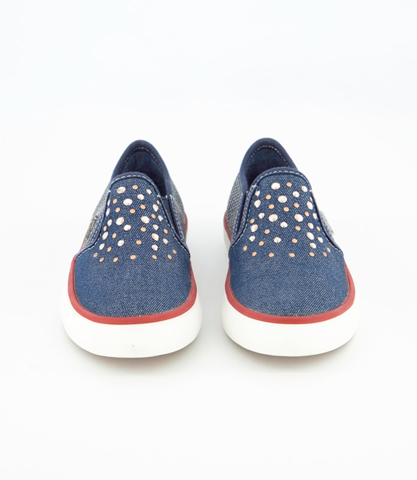 Girls Shoes Kiwi Jeans, Blue