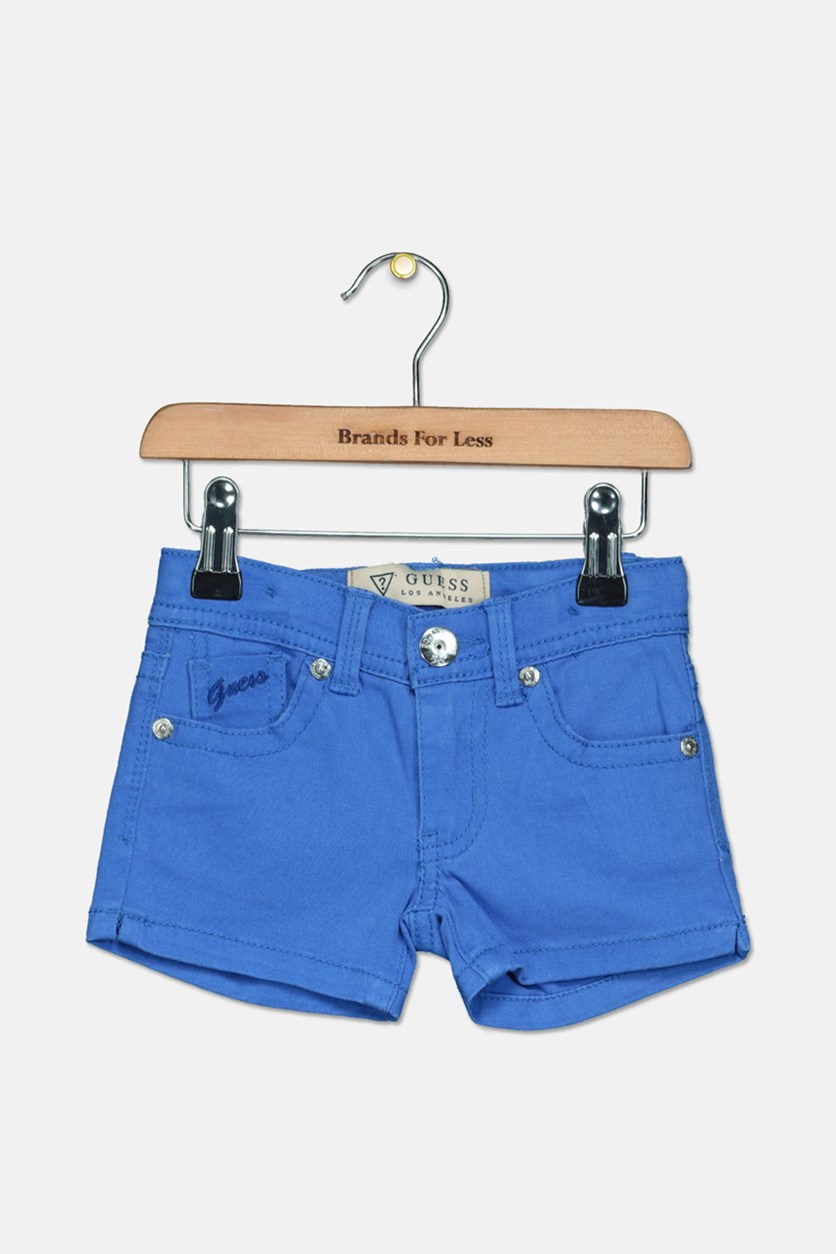 Toddlers Casual Short, Blue