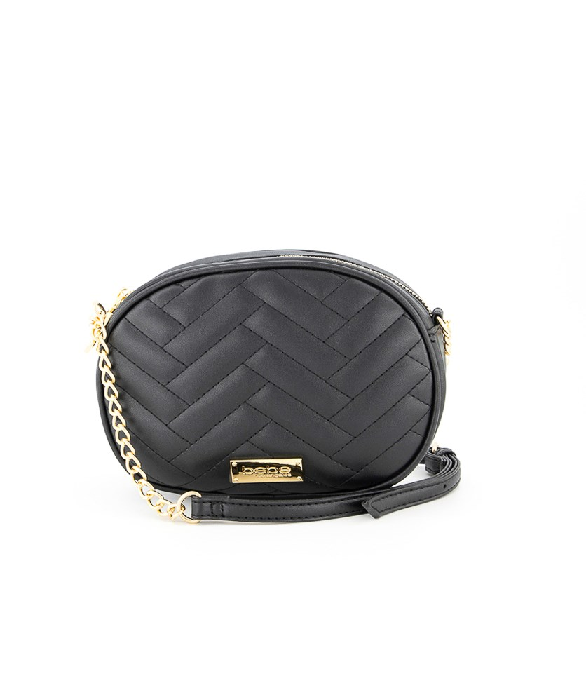 Women's Sophia Quilted Canteen, Black