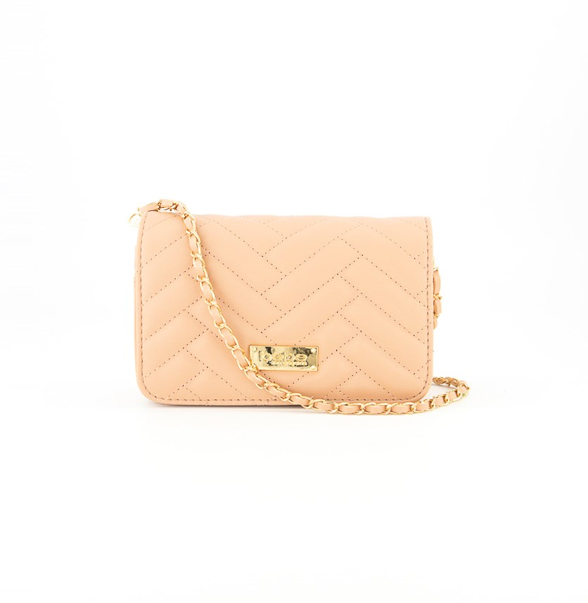 Sophia Mini Crossbody Bag, Dusty Rose