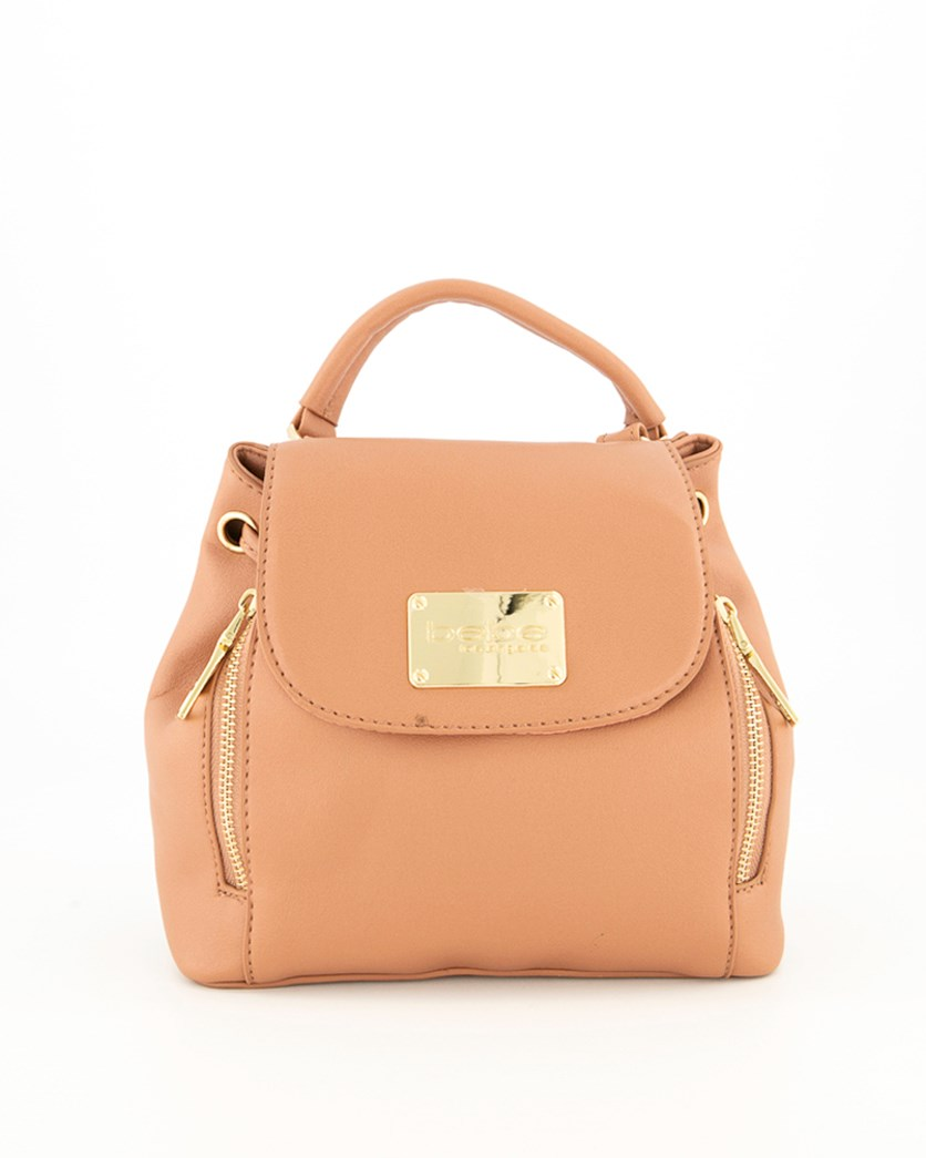 Women's Phyllis Mini Backpack, Tan