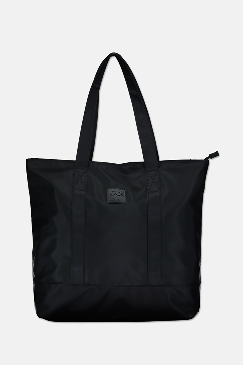 Women's Angelina Tote Bag, Black