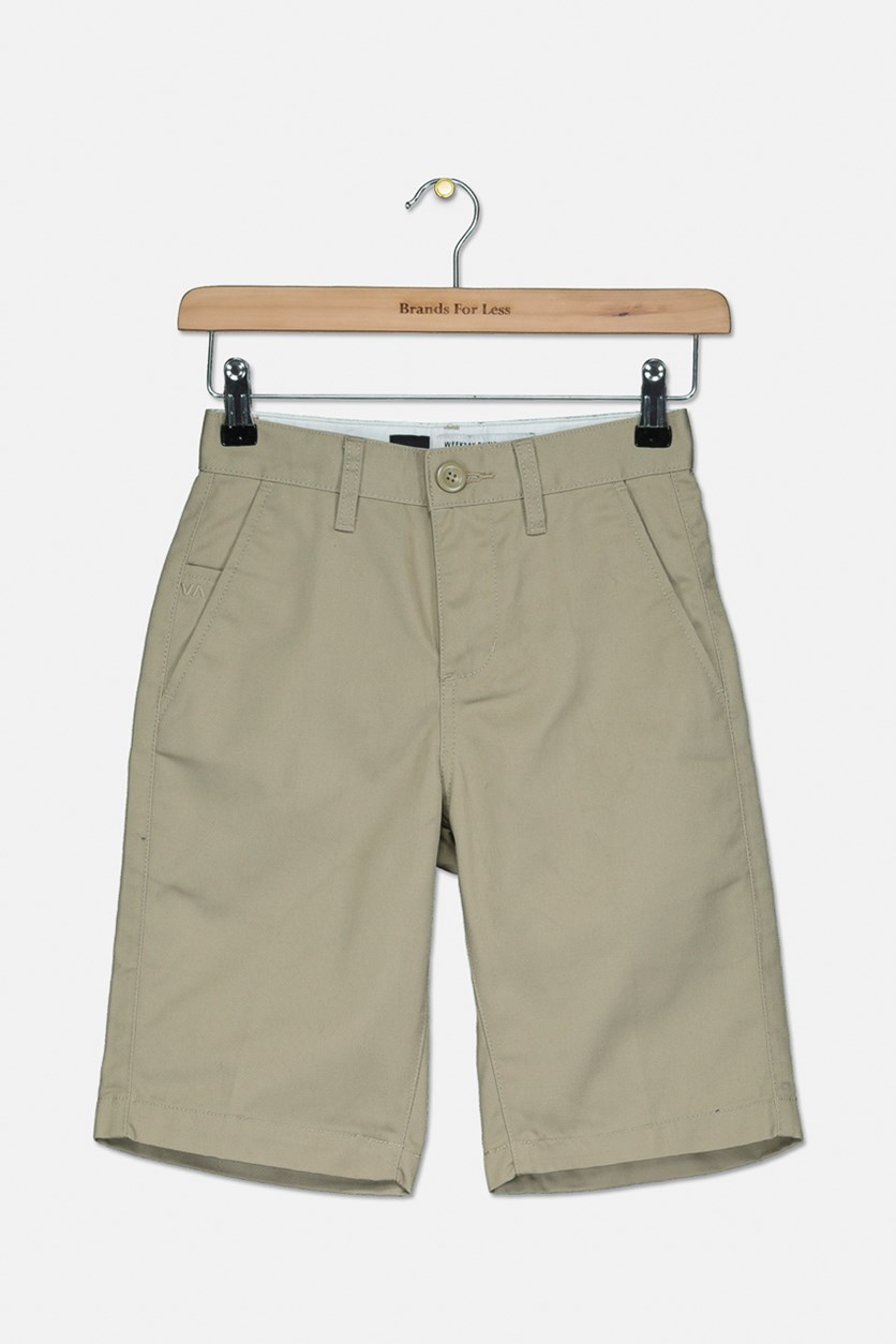 Big Boys Weekday Short, Khaki